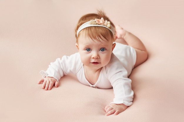 Kā attīstās mazuļa <strong>redze pirmajā gadā?</strong>