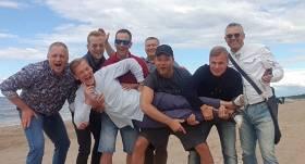 Seksīgais vecpuisis <strong>Rihards Lepers šonedēļ svinēs kāzas</strong>