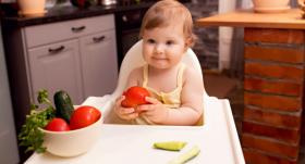 <strong>Veselīgs mazuļa uzturs pēc gada vecuma</strong> – stiprai imunitātei nākotnē