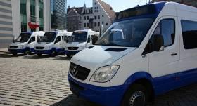 Gandrīz 43% pasažieru pērn Rīgas <strong>sabiedriskajā transportā braukuši bez maksas</strong>