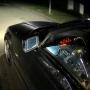 VIDEO: Vecmilgrāvī policisti aptur BMW, kura <strong>vadītājs bija uzpīpējis <em>kāsīti</em></strong>
