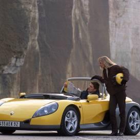 Franču sporta leģenda: <strong><em>Renault Spider</em></strong>
