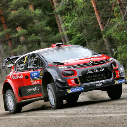 Igaunija Latvijas vietā <strong>šogad uzņems WRC posmu</strong>