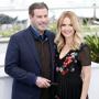 Džons Travolta un Kellija Prestone Kannu kino festivālā 2018. gadā.