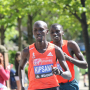 Par antidopinga noteikumu pārkāpšanu diskvalificēta <strong>kenijiešu maratonu zvaigzne</strong>