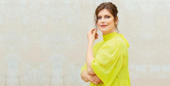 Aktrise Elīna Vāne: Varbūt es šo profesiju īsti nemāku