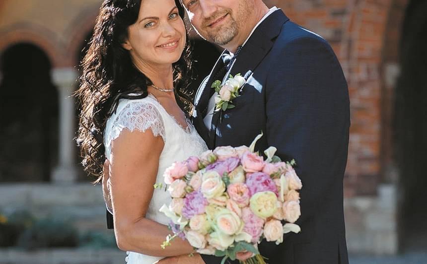 2019. gada 31. augusts. Evijas un Aimura kāzas.