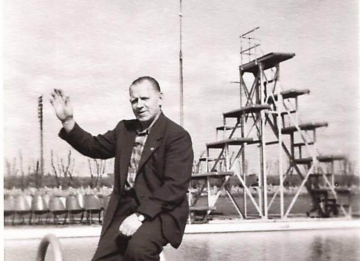 Vizmas Belševicas tēvs - Jānis Belševics