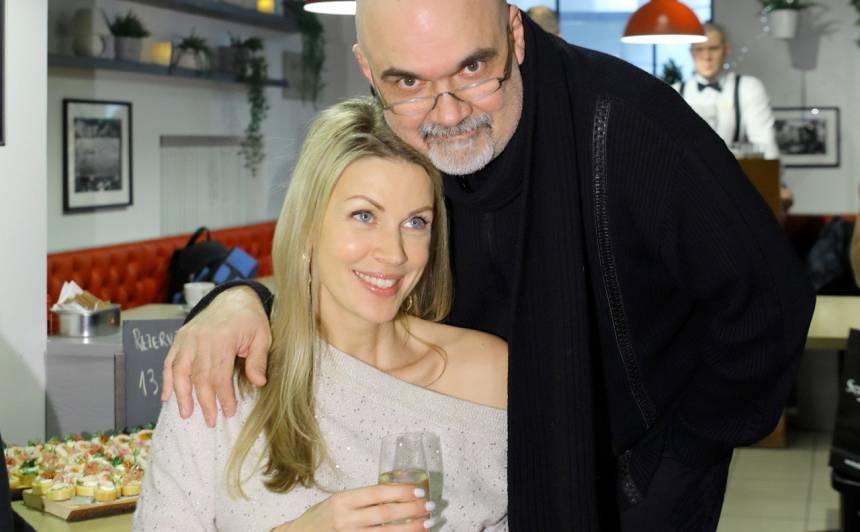 Anna Lieckalniņa un Māris Martinsons / F64