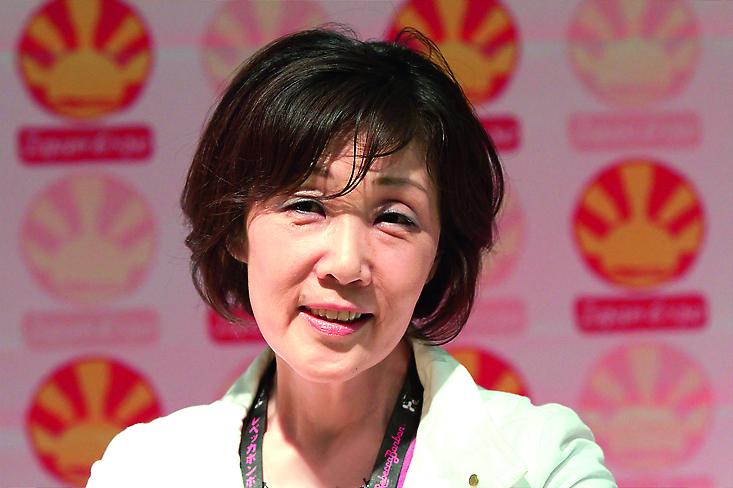 Hello Kitty autore Joko Jamaguči