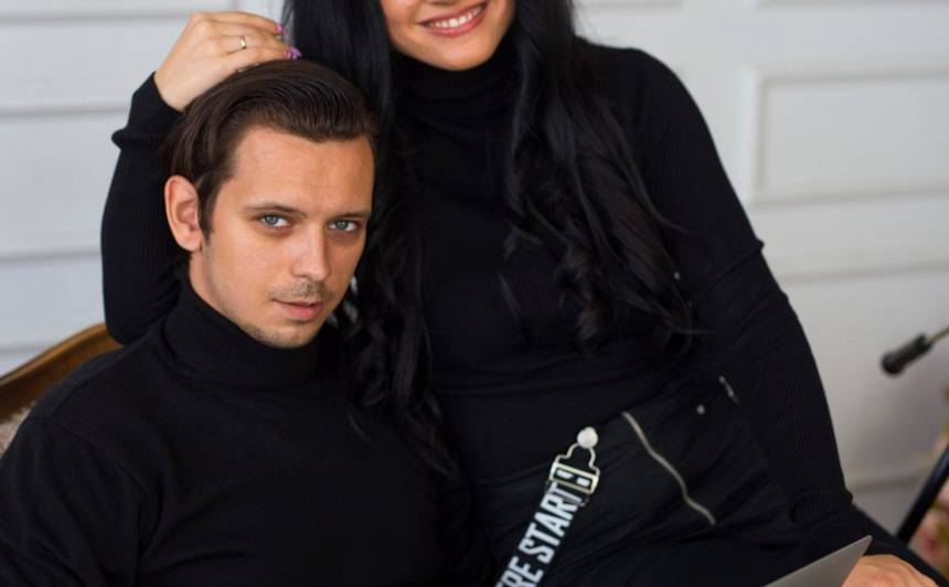Ar vīru režisoru Vladu Kovaļovu