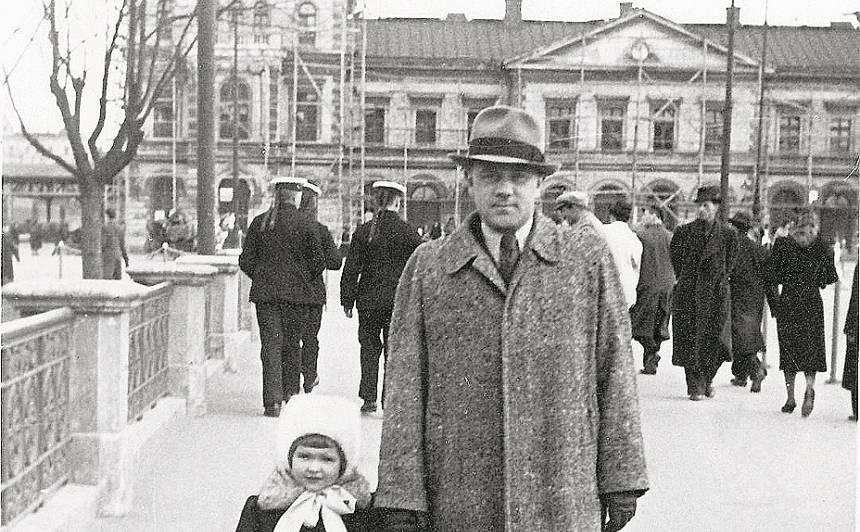 1941. gads. Rīga