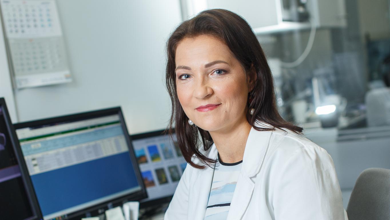 Radioloģe diagnoste Evija Olmane
