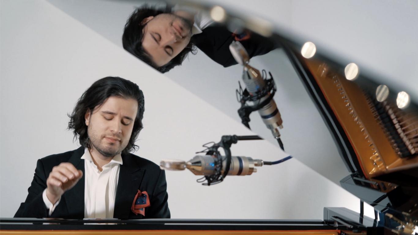Pianists Andrejs Osokins