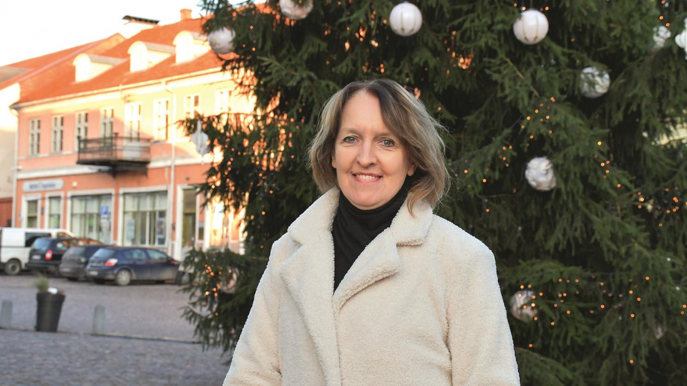 Kuldīgas novada domes priekšsēdētāja Inga Bērziņa