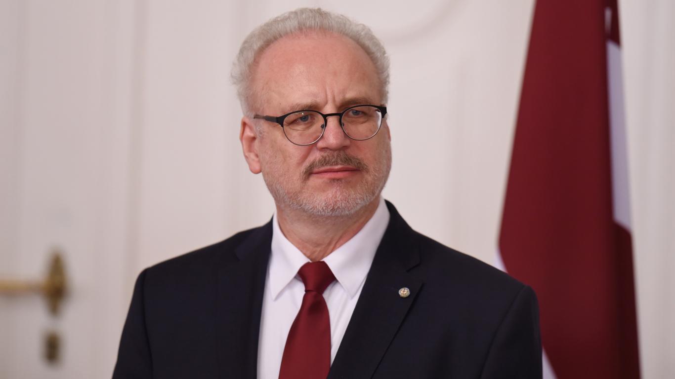 Valsts prezidents Egils Levits