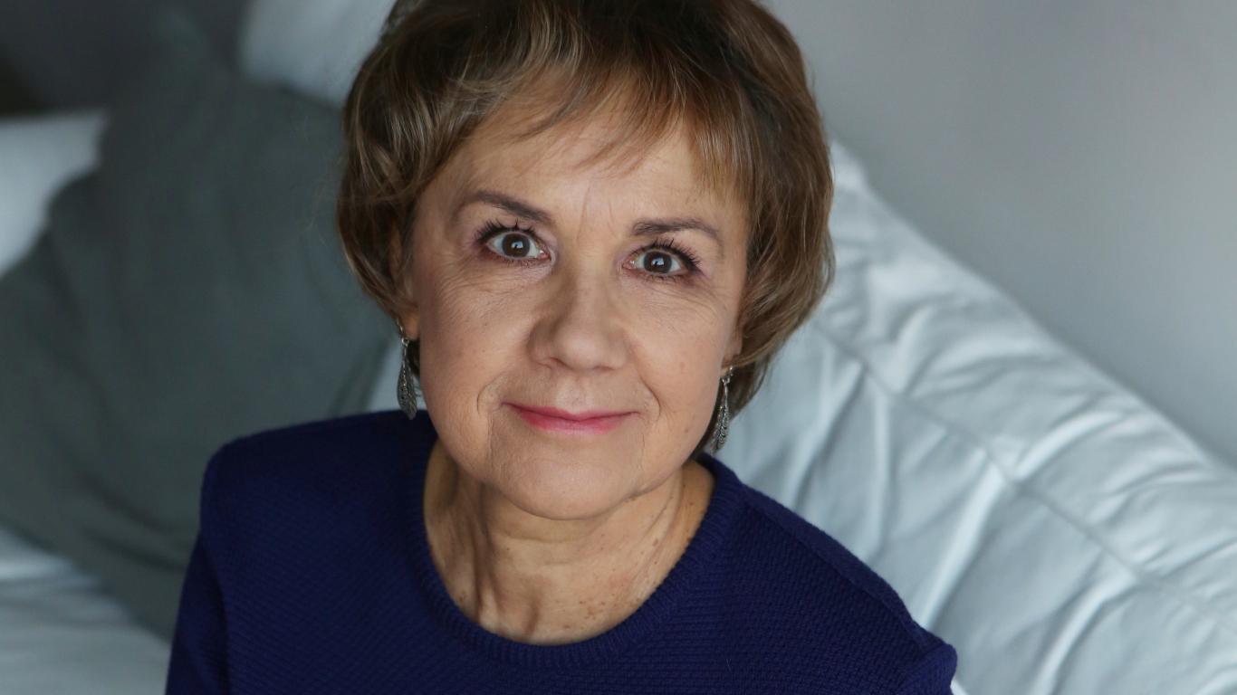 LTV žurnāliste Lilita Eglīte