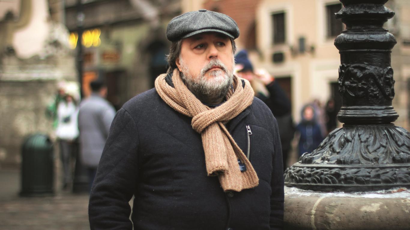 Kinorežisors Vitālijs Manskis