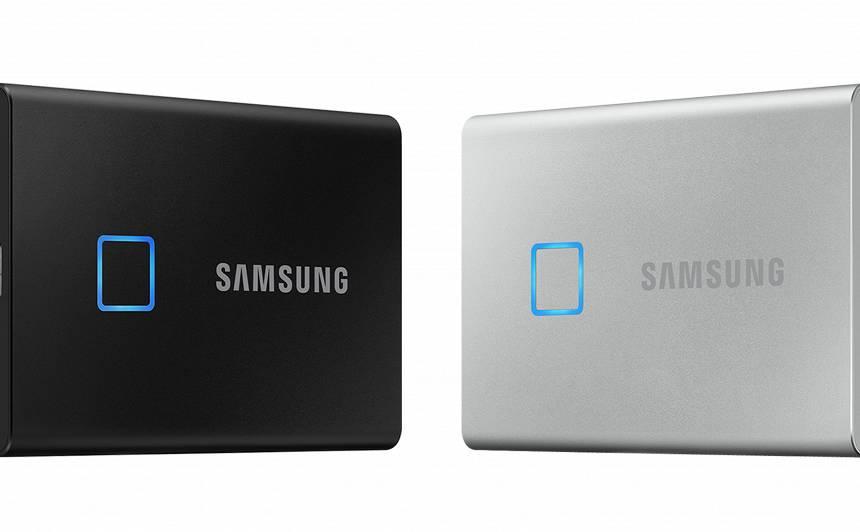 Samsung T7 Touch ārējais cietais disks