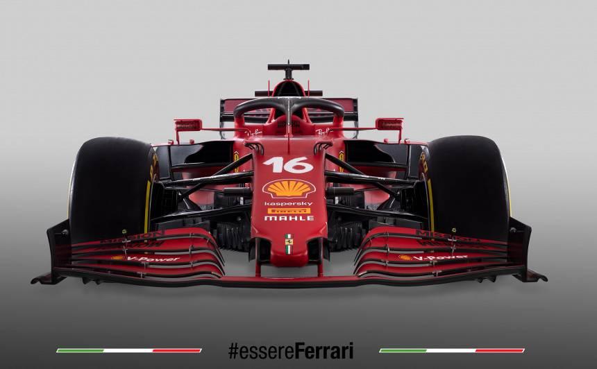 Scuderia Ferrari Mission Winnow's SF21