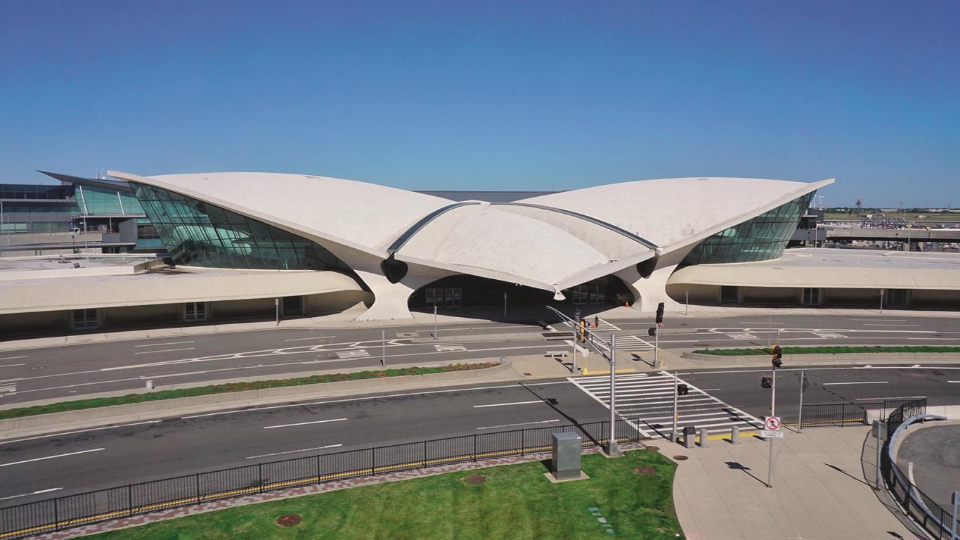 JFK lidosta Ņujorkā