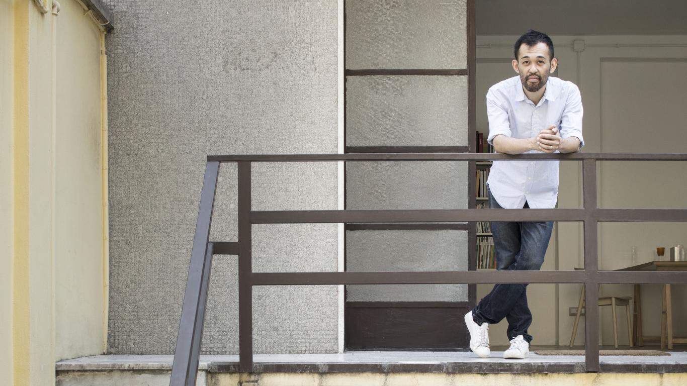 Dizainers Keidži Takeuči