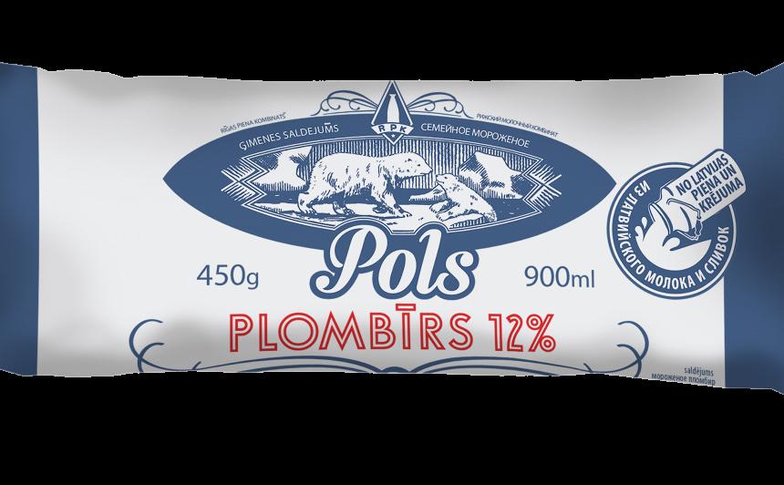 Saldējuma POLS retro versija.