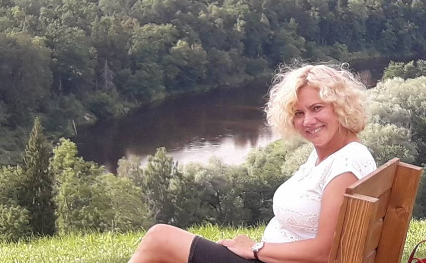 Ieva Gronska ir Valsts vides dienesta inspektore, kas stāv sardzē par zivīm.