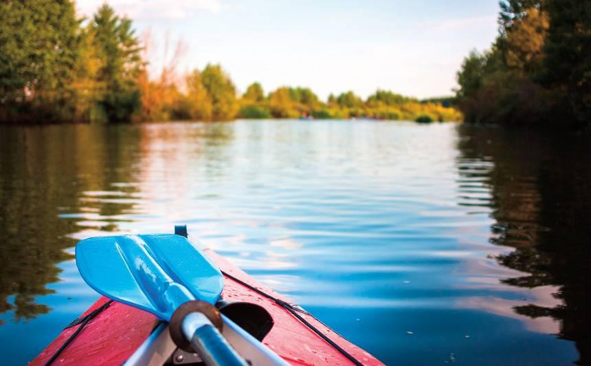 Laivošana dod iespēja paskatīties uz apkārtni no pavisam cita skatpunkta