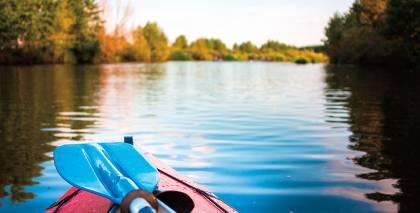 Kanoe laivošanas maršruti. Vēl vari pagūt!